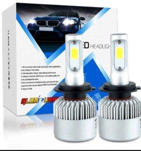 LED Лампы , новые