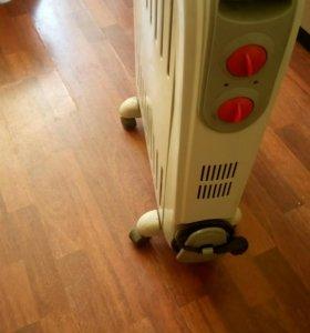 Масленный радиатор.