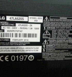 LG 47 LA 620 S