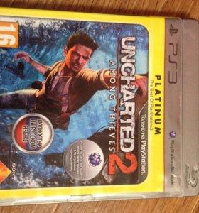 Игра для PS3 Unchardet 2
