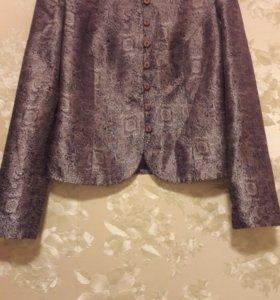 Блуза-пиджак