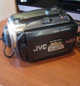 Видео камера JVC GZ-MG57E Б/У