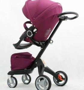 Детская коляска аналог Stokke xplory