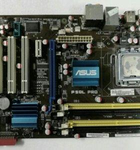 Asus P5QL Pro 775 socket