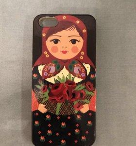 Чехол айфон iPhone 5/5s