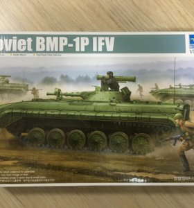 БМП Soviet BMP-1P IFV