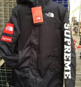 Зимняя куртка The North Face Supreme новая