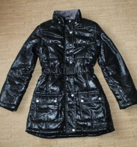 Зимняя куртка, на рост 152 см