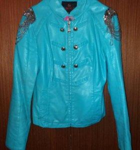 Куртка и платья