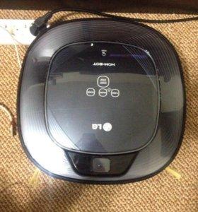 робот - пылесос LG новый