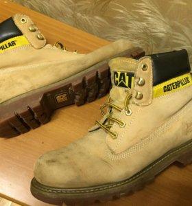 Ботинки мужские Caterpillar 43,5