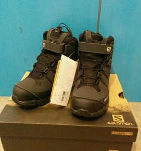 Новые зимние ботинки кроссовки Salomon Synapse 30
