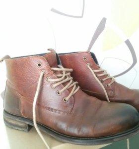 Мужские ботинки демисезон р.44