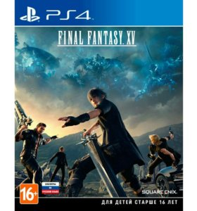 Игра на PS4. Final fantasy XV