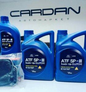 Трансмиссионноем масло для АКПП Hyundai Kia