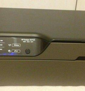 Принтер- копир- сканер 3 в 1 HP