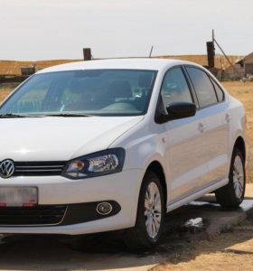 Volkswagen Polo 1.6 MT 86 л.с.
