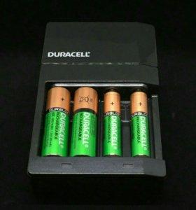 Зарядное устройство для акумуляторных батареек