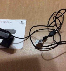 Вебкамера Logitech Webcam C170