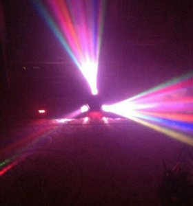 Световой прибор Involight LED RX300