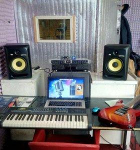 Студия звукозписи