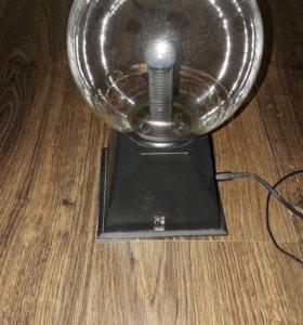 Плазменный шар Тесла, светильник, лампа