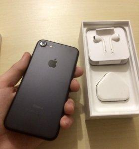 Продаю iPhone 7 128gb Абсолютно новый