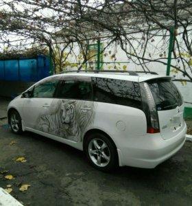 Mitsubishi Grandis 4wd