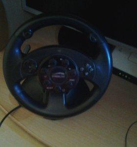 Игровой руль SpeedLink