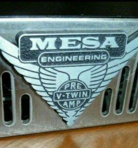 Mesa Boogie V-twin rackmount США