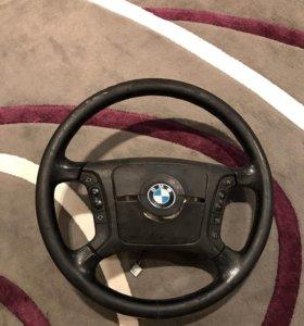 Руль BMW е38