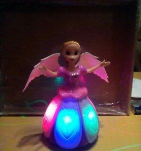 Девочка- ангелочек