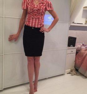 Блузка и юбка