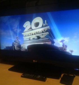 """ЖК Телевизор 37"""" Full HD от LG"""