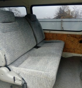Фургон грузопассажирский