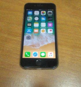 iPhone 6s space gray 16gb Ростест