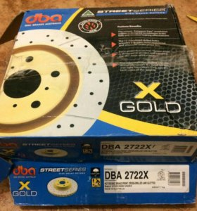 Тормозные диски LC200 LX570