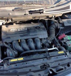 Двигатель 1ZZ Allion Контрактный!