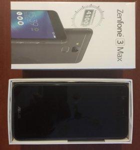 Смартфон Asus ZenFone 3 Max 16 Gb