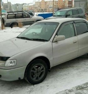 королла 110кузов 2000гв
