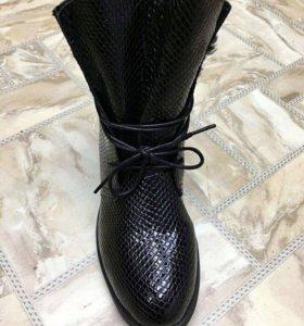 Ботинки зимние ❄️