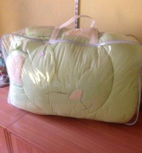 Набор для новорожденного в кроватку