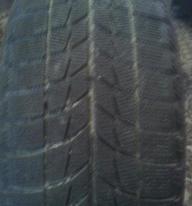 Шины зимние липучка 2шт, R15, 195×65×60