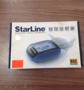 Сигнализация StarLain B92