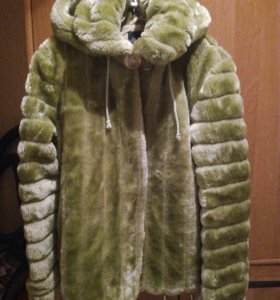 Полушубок (куртка)
