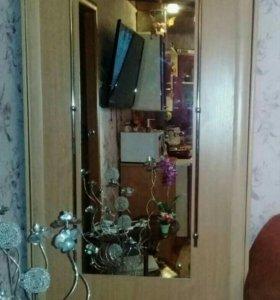Кровать-шкаф 2*0.9м новая