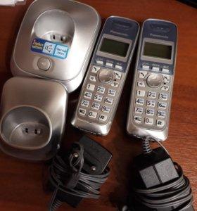 Беспроводной телефон Panasonic KX-TG2511RU