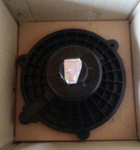 Мотор печки Kia sportage 2