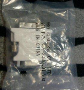 Адаптер DVI-A / VGA