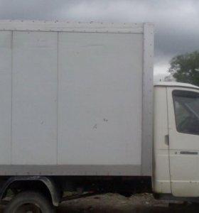 Фургон категории Б.